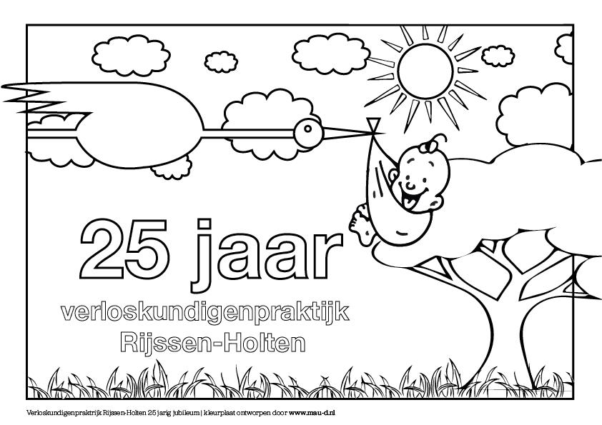 kleurplaat jokie en jet verjaardag n 10